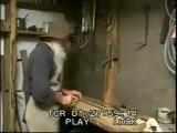 Изготовление черкесской шашки. Кузнец  Мадин Пчегатлук.