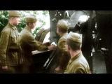 Памяти ВОВ 1941-1945 г.  Хроника в цвете.